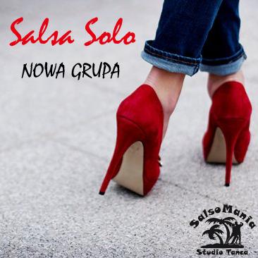 SALSA SOLO – nowe grupy od podstaw