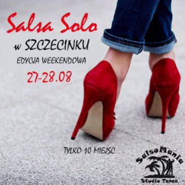 Salsa Solo w SZCZECINKU