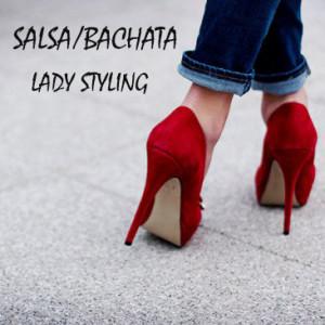 salsa bachata lady styling
