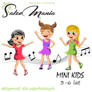 SalsoMania MINI KIDS – nowe zajęcia