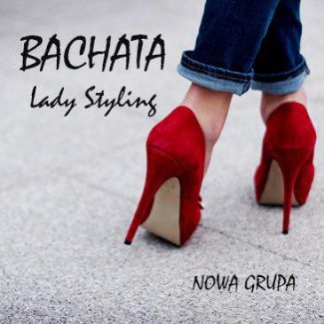 Bachata Lady Styling – kurs ruszy 23.01