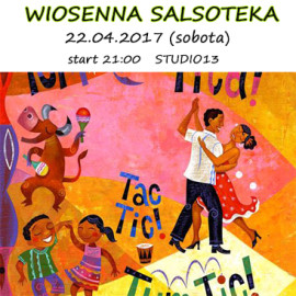 SALSOTEKA – 22.04.2017