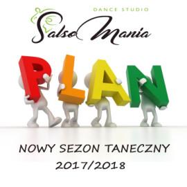 NOWY SEZON TANECZNY – plan na wrzesień