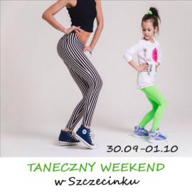 TANECZNY WEEKEND w Szczecinku 30.09-01.10