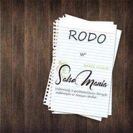RODO, czyli przetwarzanie danych osobowych w SalsoMania Studio Tańca