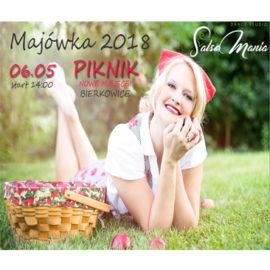 Majówkowy PIKNIK w Bierkowicach – 06.05