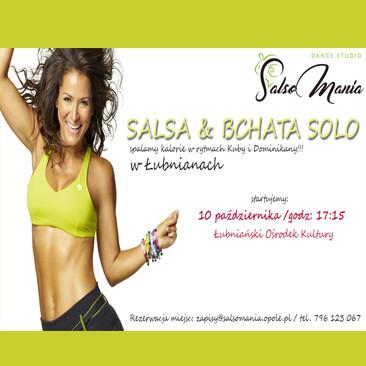 Salsa i Bachata Solo w Łubnianach